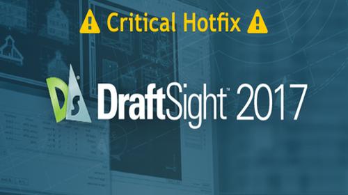 DraftSight: Pobierz poprawkę, bez której program przestanie działać!